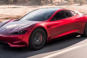 Picture of Tesla Roadster (Mk II)