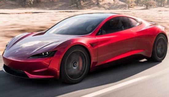 Image of Tesla Roadster