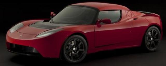 Image of Tesla Roadster Sport