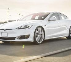 Picture of Tesla Model S P100D