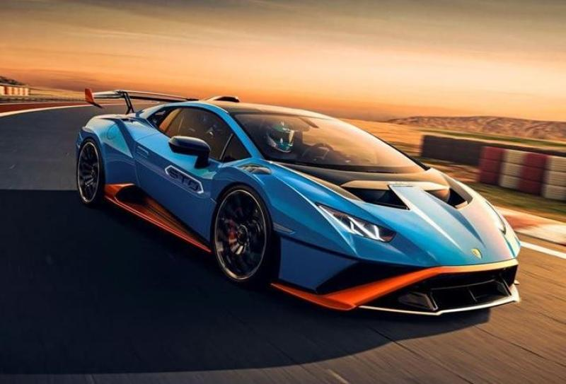Cover for The Lamborghini Huracan STO is finally here.