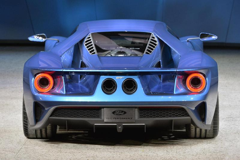 Cover for The new Ford GT has arrived
