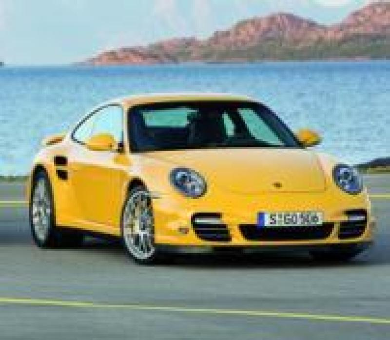 The New Porsche 997 Turbo Beats Carrera Gt At The Ring