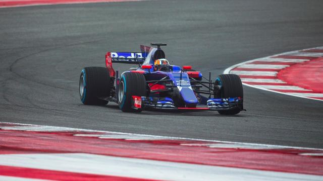 Image of Toro Rosso STR12