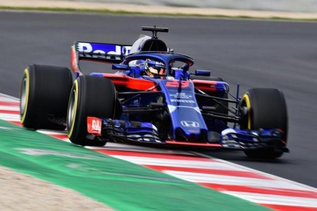 Image of Toro Rosso STR13