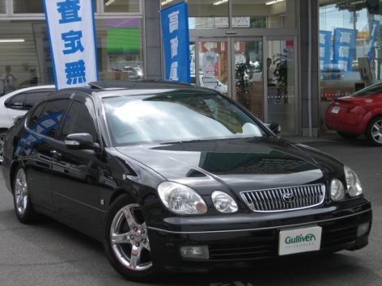 Image of Toyota Aristo V300 Vertex Edition