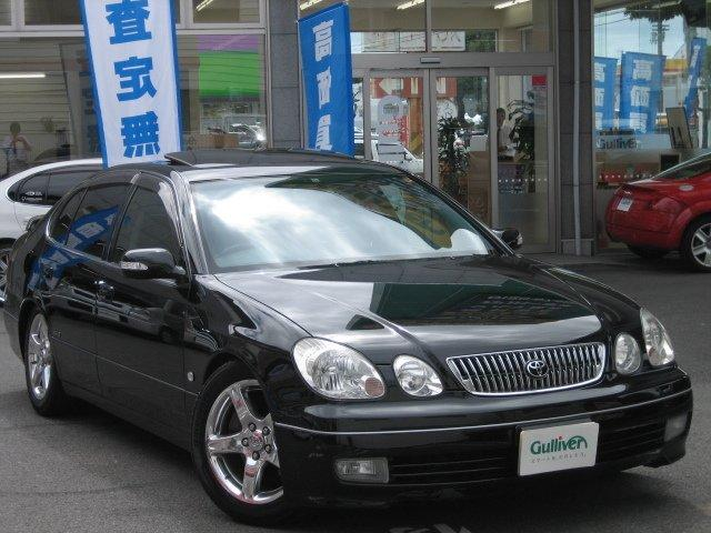 Image of Toyota Aristo V300 Vertex Edition
