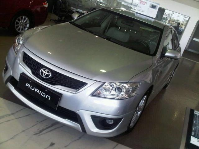 Image of Toyota Aurion Touring