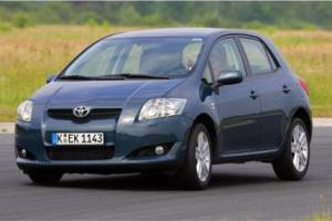 Picture of Toyota Auris 2.2 D-cat