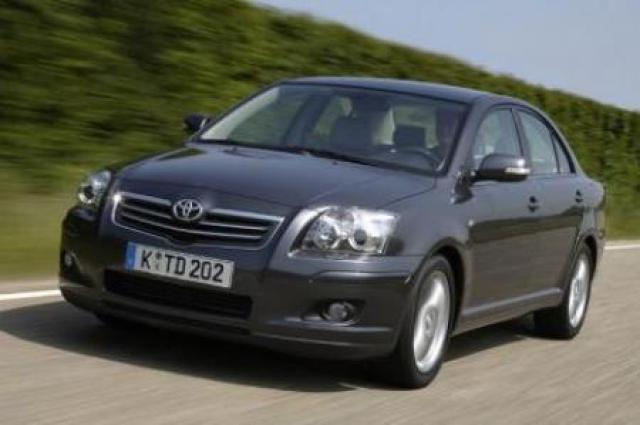 Image of Toyota Avensis 2.2 D-Cat