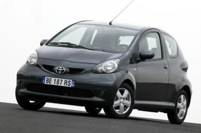 Image of Toyota Aygo 1.0 VVT-i