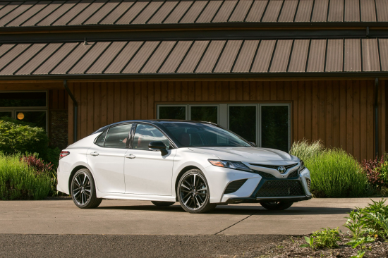 Image of Toyota Camry LE