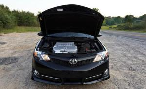 Photo of Toyota Camry SE V6