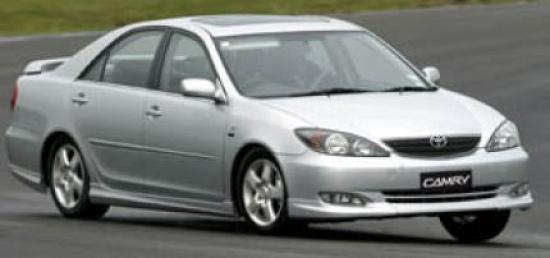 Image of Toyota Camry Sportivo