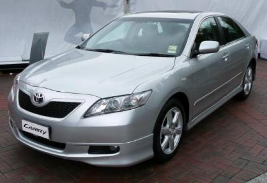 Image of Toyota Camry V6