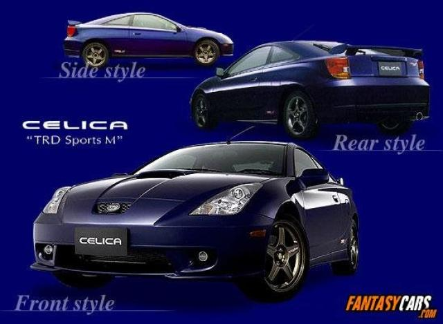 Image of Toyota Celica GT-S Sport M