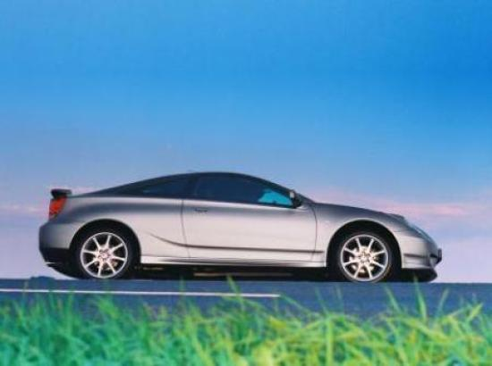 Image of Toyota Celica TS
