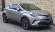 Image of Toyota CH-R 1.8 VVT-i Hybrid