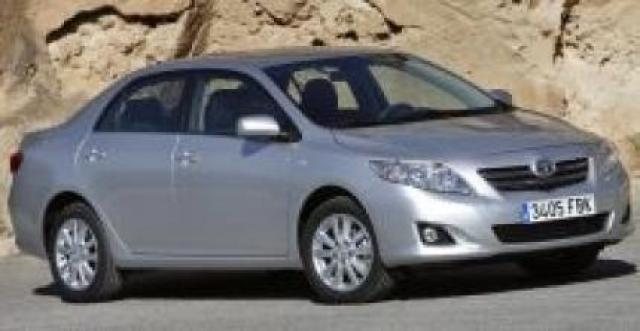 Image of Toyota Corolla 1.8 GLI