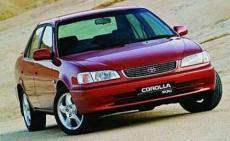 Toyota Corolla RSi