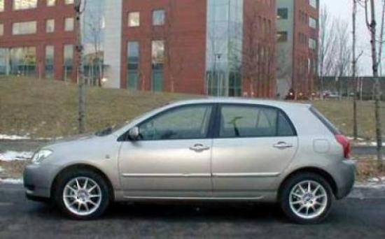 Image of Toyota Corolla TS