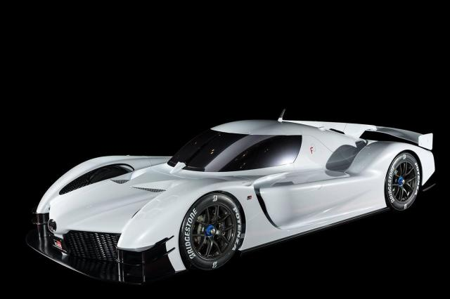 Image of Toyota GR Super Sport