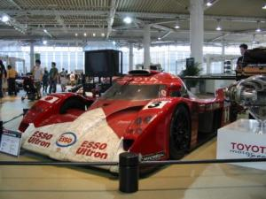 Photo of Toyota GT-One TS020
