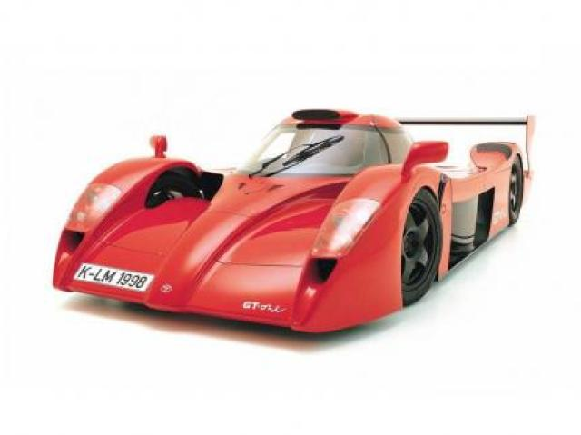 Image of Toyota GT-One TS020