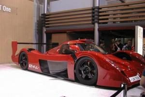Picture of Toyota GT-One TS020