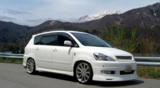 Image of Toyota Ipsum