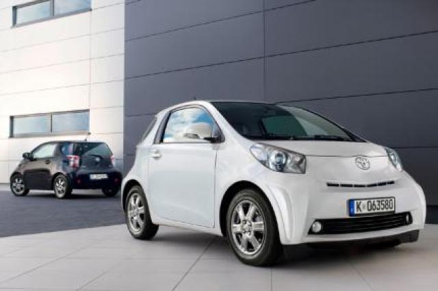 Image of Toyota IQ 1.0 VVT-i