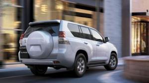 Photo of Toyota Land Cruiser Prado V8