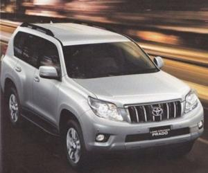 Picture of Toyota Land Cruiser Prado V8