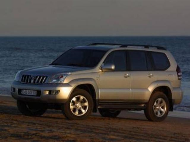 Image of Toyota Land Cruiser Prado VX