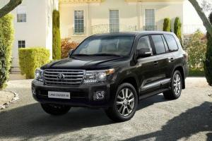Picture of Toyota Land Cruiser V8 (272 PS)