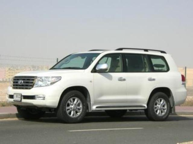 Image of Toyota Land Cruiser VX-R