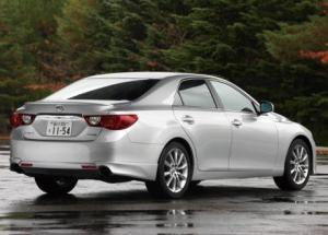 Photo of Toyota Mark X 350S