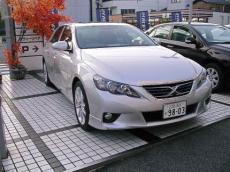 Toyota Mark X 350S