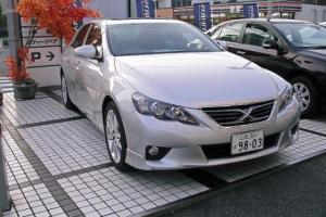 Picture of Toyota Mark X 350S