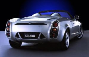 Photo of Toyota MR-S VM180 Zagato