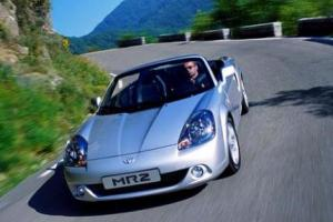 Picture of Toyota MR2 1.8 Roadster SMT