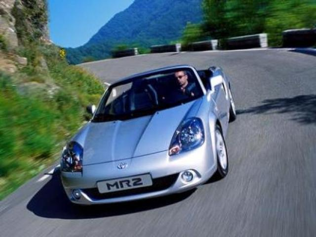 Image of Toyota MR2 1.8 Roadster SMT
