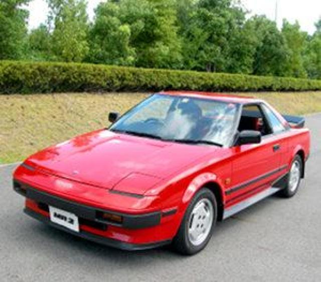 Image of Toyota MR2 1600G Limited