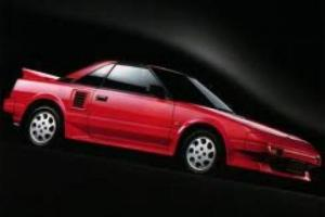 Picture of Toyota Mr2 aw11 1.6