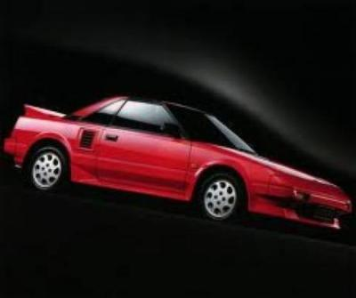 Image of Toyota Mr2 aw11 1.6