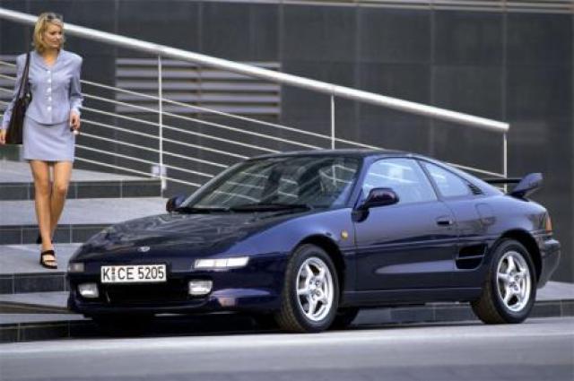 Image of Toyota MR2