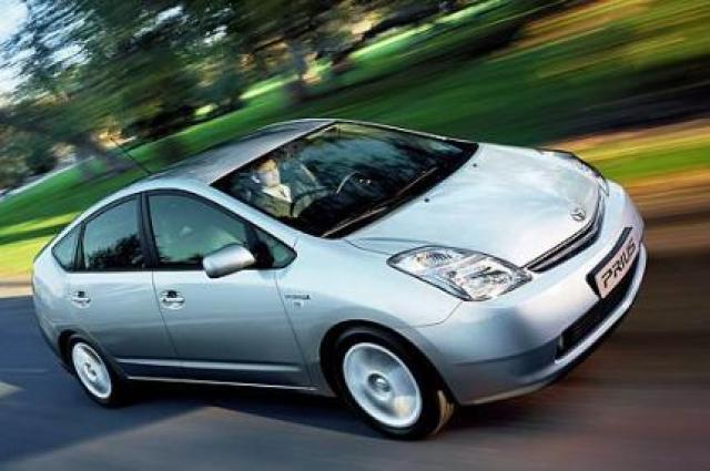 Image of Toyota Prius Hybrid