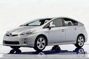 Picture of Toyota Prius (Mk III)