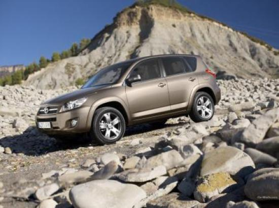 Image of Toyota RAV4 Limited V6 4X4