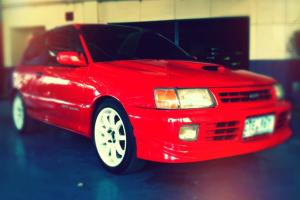 Picture of Toyota Starlet GT Turbo
